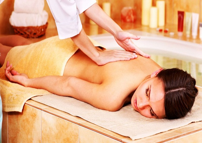 Luxury Massage Dubai